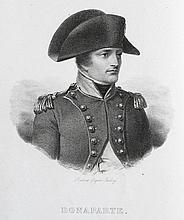 [France, Napoleon] De Norvins, 1834, 4 vol.