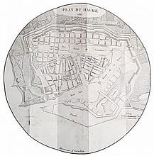 [France, Havre and Rouen] Morlent- Le Carpentier, 1826