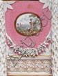 A European (probably Austrian) mantel timepiece