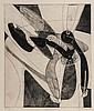 Stanley William Hayter (1901-1988) Falling Figure