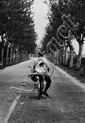 Elliott Erwitt (b.1928). Provence, France, 1954.