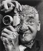 Richard Sadler (b.1927). Weegee the Famous,