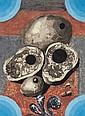 Eileen Agar (1899-1991) Untitled (Avocado Pears),