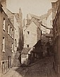 Hugh Owen (1806-1866) Street in Bristol, 1854.