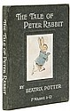 Potter (Beatrix) The Tale of Peter Rabbit, first