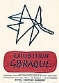 Georges Braque. - Exhibition G. Braque.