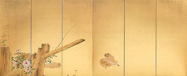 Yamamoto Shunkyo (1871-1933) Early 20th century