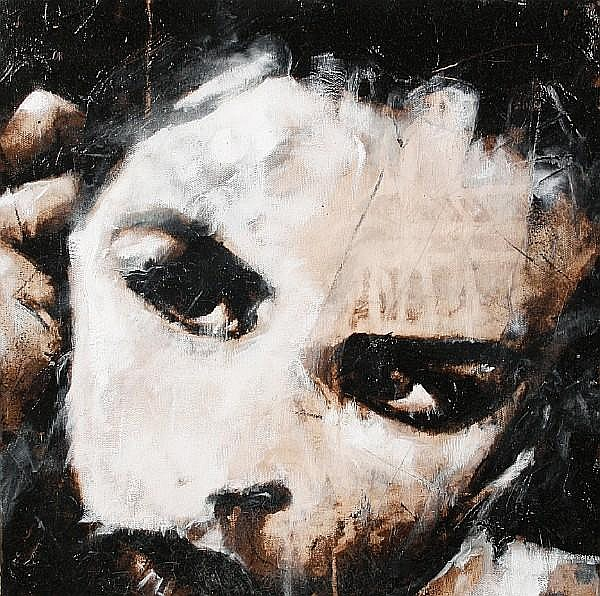 Guy Denning (British, born 1965) 'Because I'm Worth Jack', 2009