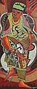 Chief Jimoh Buraimoh (Nigerian, born 1943) Drummer, Jimoh Buraimoh, Click for value