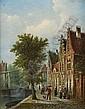 Johannes Franciscus Spohler (Dutch 1853-1894)