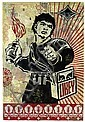 Shepard Fairey (b. 1970), Shepard Fairey, Click for value