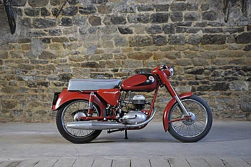 c.1960 Terrot 123cc TénorRegistration no. 1472 VH 61 (France)Frame no. 501828 ETEngine no. ET125 676306
