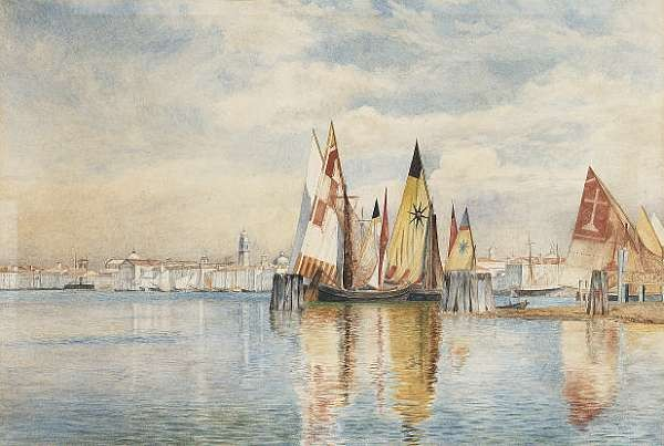 Henry Roderick Newman (North American, 1833-1918)