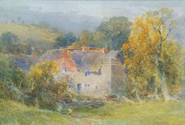 Frank Gresley (British, 1855-1936)