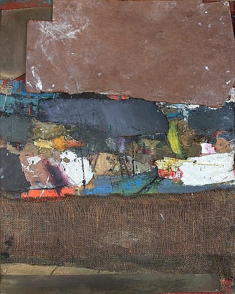 Donald McKinlay (born Liverpool, 1929) 'Derbyshire Landscape',