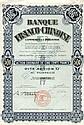 BANQUE FRANCO-CHINOISE POUR LE COMMERCE & L'INDUSTRIE S.A.