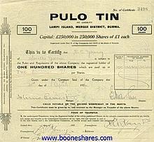 PULO TIN