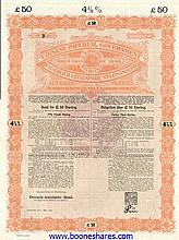 CHINESE IMPERIAL GOVERNMENT GOLD LOAN OF 1898 (ANGLO-GERMAN)