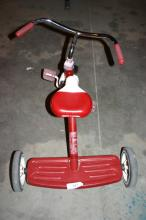RADIO FLYER RETRO RED TRICYCLE