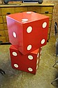 Red Die Box X2