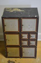 Early Postal Box w/Stenciling 30 1/2