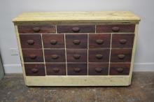 Apothecary Drawer Unit 41