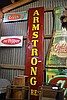 Armstrong Tire Sign