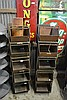 Industrial Stacking Bin Unit X2