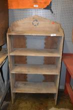Country Crock Shelf w/ Star