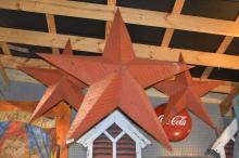 Amish Made Stars X3