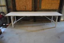 Painted Folding Table
