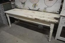 Painted Country Store Work Table
