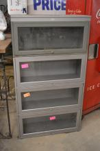 Metal Industrial Bookcase
