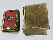 A Miniature Holy Bible, David Bryce & Son, London,