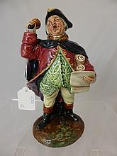 Doulton & Co Figure of the 'Town Crier' HN 2119,