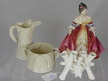 A Royal Doulton Figurine of a Southern Belle