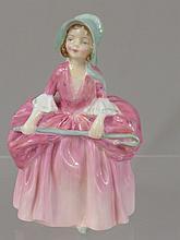 A Royal Doulton Porcelain Figure