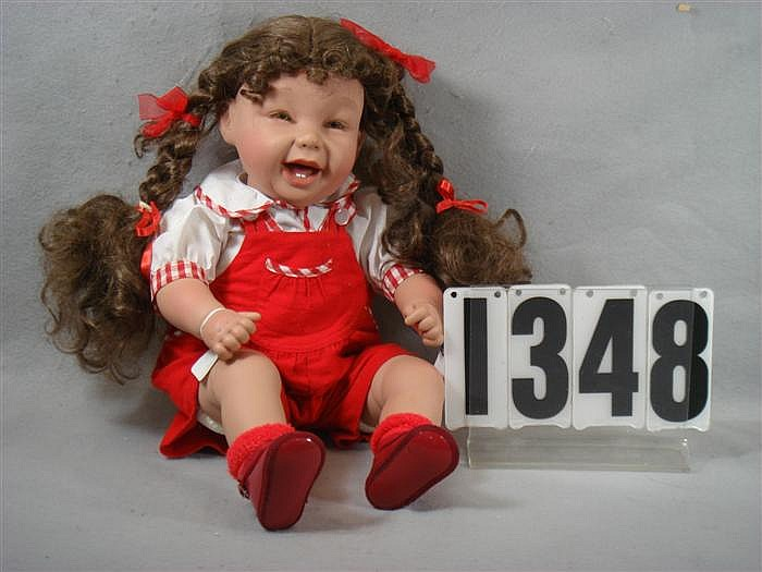 1995 Pat Secrist 'Hilarious' doll