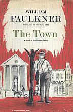 FAULKNER, W. The Town. N.Y., Random House, (1957).