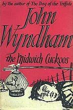 WYNDHAM, J. The Midwich Cuckoos. Lond., Michael