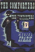 SPARK, M. The Comforters. Lond., Macmillan, 1957.