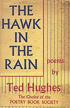 HUGHES, T. The Hawk in the Rain. Lond., Faber and