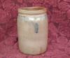MID 1800'S VA STONEWARE JAR