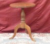 1800'S VIRGINIA WALNUT CANDLE STAND