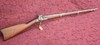 U. S. MODEL 1855 RIFLE MUSKET-1ST MODEL, SPRINGFIELD ARMORY, LOCK DATE 1857.  BRASS NOSE CAP AND LONG RANGE REAR SIGHT MISSING