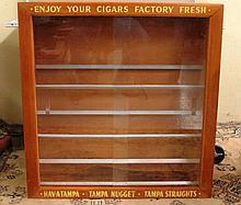 Advertising Store Cigar Display
