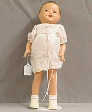1933 Effanbee Patsy Doll - composition