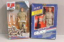 Two GI Joe Action Figures