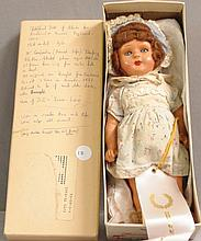 1951 Marked 5/0 Doll