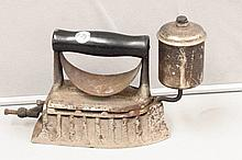 Mrs. Francis' Hot Iron by Monitor 1903